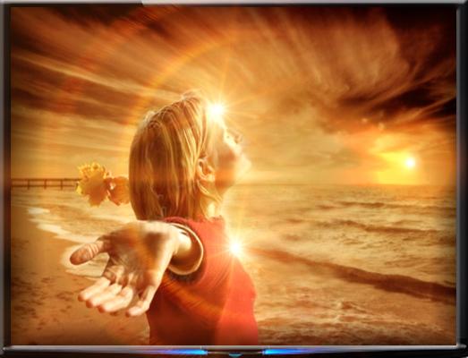 worship sunsetEL REINO DE DIOS DENTRO DE TI