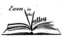 even in the valley logo