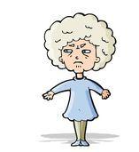 cartoon-bitter-old-woman-illustration_csp20783428