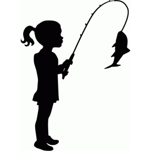 girl fishingd79905